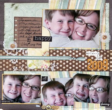 Mathew mothers day 2009